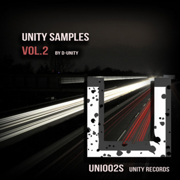 Сэмплы Unity Records Unity Samples Vol.2 by D-Unity