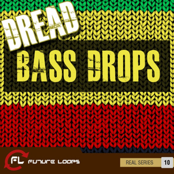 Сэмплы Future Loops Dread Bass Drops