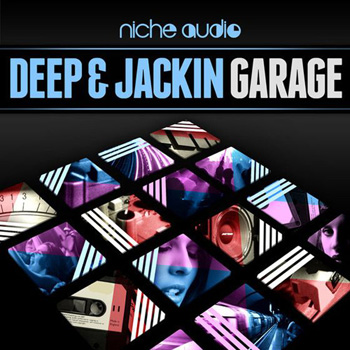 Сэмплы Niche Audio Deep And Jackin Garage (Ableton Live)