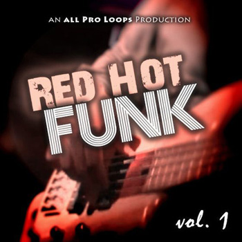 Сэмплы All Pro Loops Red Hot Funk Vol.1