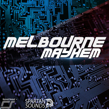 Пресеты Spartan Sounds Melbourne Mayhem Vol.1 For Spire