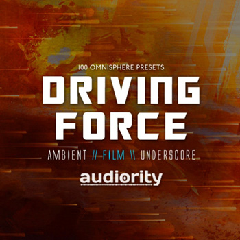 Пресеты Audiority Driving Force For Omnisphere