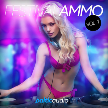 Сэмплы Baltic Audio Festival Ammo Vol.1