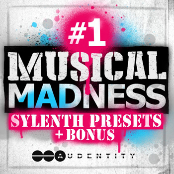 Пресеты Audentity Musical Madness Sylenth Presets