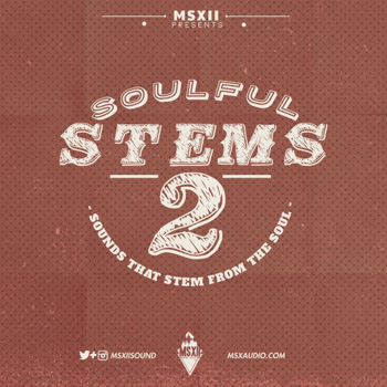 Сэмплы MSXII Sound Design Soulful Stems 2