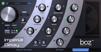 Boz Digital Labs Imperial Delay v1.0.3 x86 x64