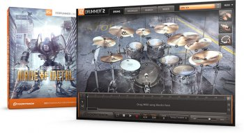Toontrack EZX2 Made Of Metal v1.0.0