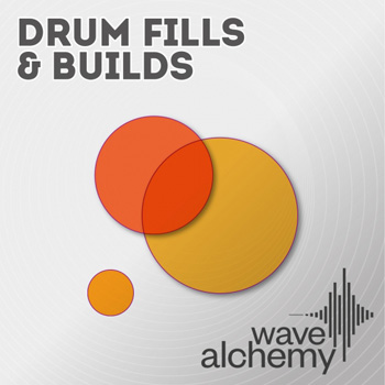 Сэмплы Wave Alchemy Drum Fills and Builds