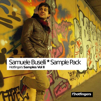 Сэмплы Hotfingers Samuele Buselli Sample Pack