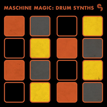 Пресеты Sample Magic Maschine Magic: Drum Synths