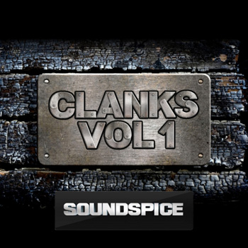 Сэмплы Soundspice Clanks Vol.1