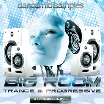 MIDI файлы -  DMS Big Room Trance and Progressive Vol.1