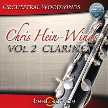 Библиотека сэмплов - Best Service Chris Hein Winds Vol.2 Clarinets (KONTAKT)