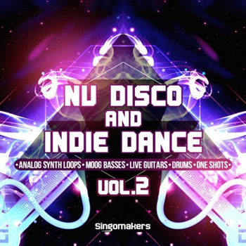 Сэмплы Singomakers Nu Disco and Indie Dance 2