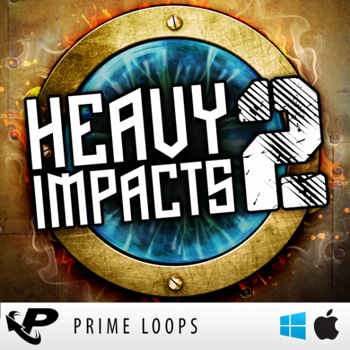 Сэмплы эффектов -  Prime Loops Heavy Impacts Vol.2
