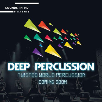 Сэмплы ударных - Sounds in HD Deep Percussion