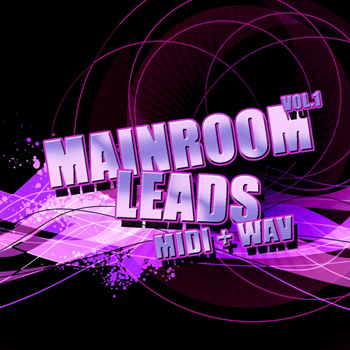 Сэмплы Pulsed Records Main Room Leads Vol.1