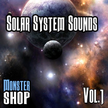 Сэмплы Monster Shop Solar System Sounds Vol.1