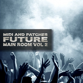 Сэмплы Pulsed Records MIDI and Patches Future Main Room Vol.2