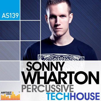 Сэмплы Loopmasters Sonny Wharton Percussive Tech House