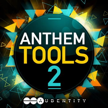 Сэмплы Audentity Anthem Tools 2