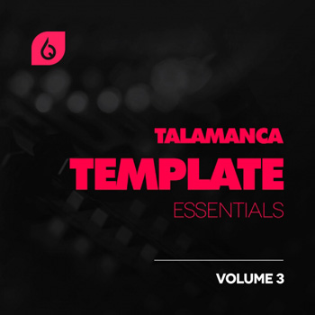 Проект Freshly Squeezed Samples - Talamanca Template Essentials Volume 3