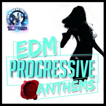 Сэмплы Fox Samples DJ Yasmeen Progressive EDM Anthems