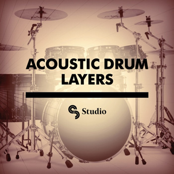 Сэмплы ударных - Sample Magic Acoustic Drum Layers