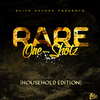 Сэмплы Elite Sounds Rare One-Shotz Household Edition