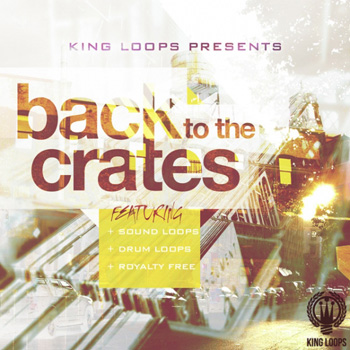 Сэмплы King Loops Back To The Crates Vol.1