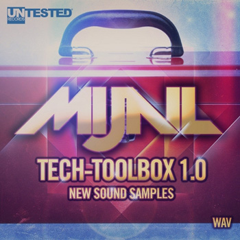 Сэмплы Untested Records Mijail Tech Toolbox 1.0
