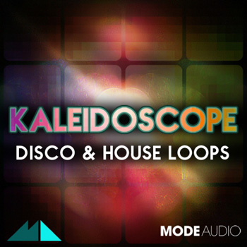 Сэмплы ModeAudio Kaleidoscope Disco and House Loops