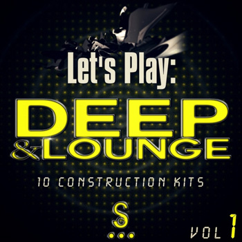 Сэмплы Golden Samples Lets Play Deep and Lounge Vol.1
