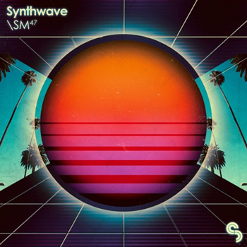 Сэмплы Sample Magic Synthwave