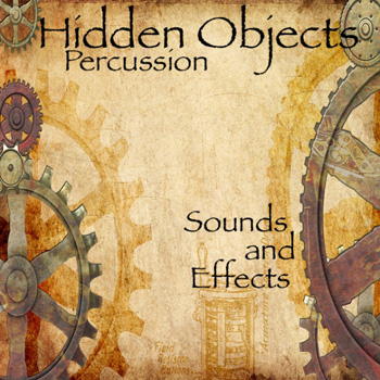 Сэмплы перкуссии - Sounds And Effects Hidden Objects Percussio
