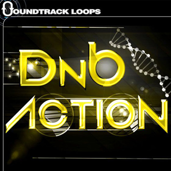 Сэмплы Soundtrack Loops DnB Action