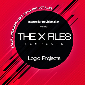 Проект Speedsound Interstellar Troublemaker The X Files Logic X Projects