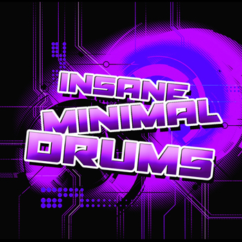 Сэмплы Pulsed Records Insane Minimal Drums