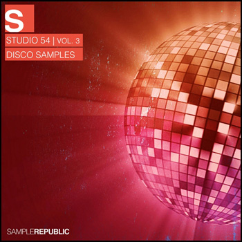 Сэмплы Sample Republic Studio 54 Vol.3