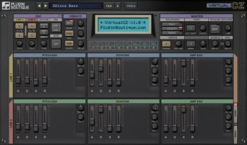 Plugin Boutique VirtualCZ v1.1.1 x86 x64