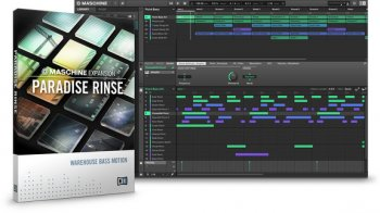 Native Instruments Paradise Rinse Expansion (Maschine 2)