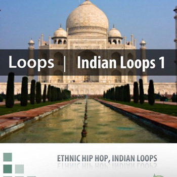 Сэмплы Thaloops Indian Hip Hop Loops 1