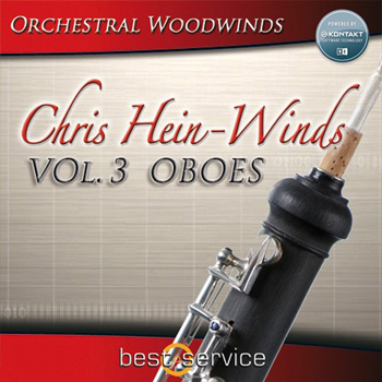 Библиотека сэмплов - Best Service Chris Hein Winds Vol.3 Oboes (KONTAKT)