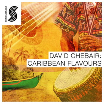 Сэмплы Samplephonics David Chebair Carribean Flavours