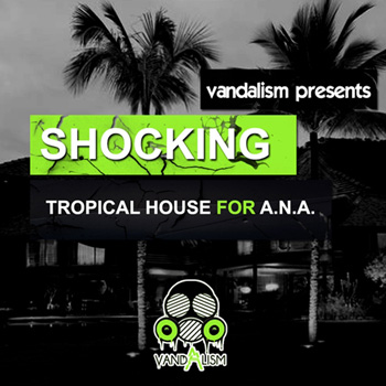 Пресеты Vandalism Shocking Tropical House For ANA