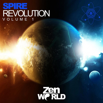 Пресеты Evolution Of Sound Zen World Spire Revolution For Spire