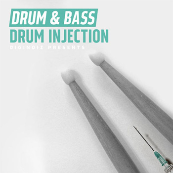Сэмплы Diginoiz Drum Injection Drum and Bass