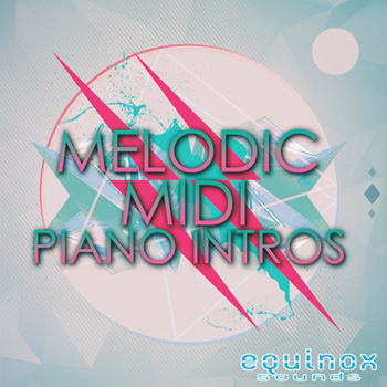 MIDI файлы - Equinox Sounds Melodic MIDI Piano Intros
