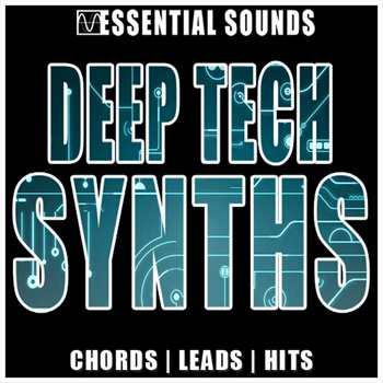 Сэмплы Essential Sounds Deep Tech Synths