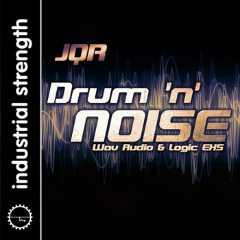 Сэмплы Industrial Strength Records JQR Drum N Noise